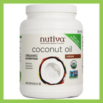 CoconutOilNutivaOrganicVirgin78Ounces