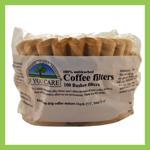 CoffeeFiltersUnbleachedPackof100
