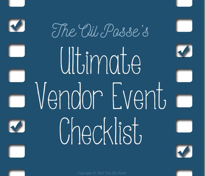 The Ultimate Nursery Decorating Checklist: Ultimate Vendor Event Checklist