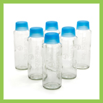 WaterBottle_6GlassWaterBottles18Ounces