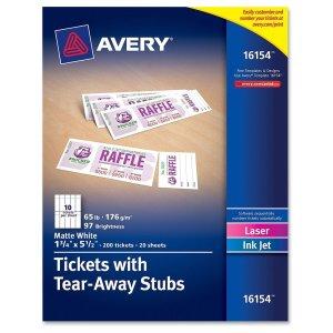 Avery_16154_RaffleTickets