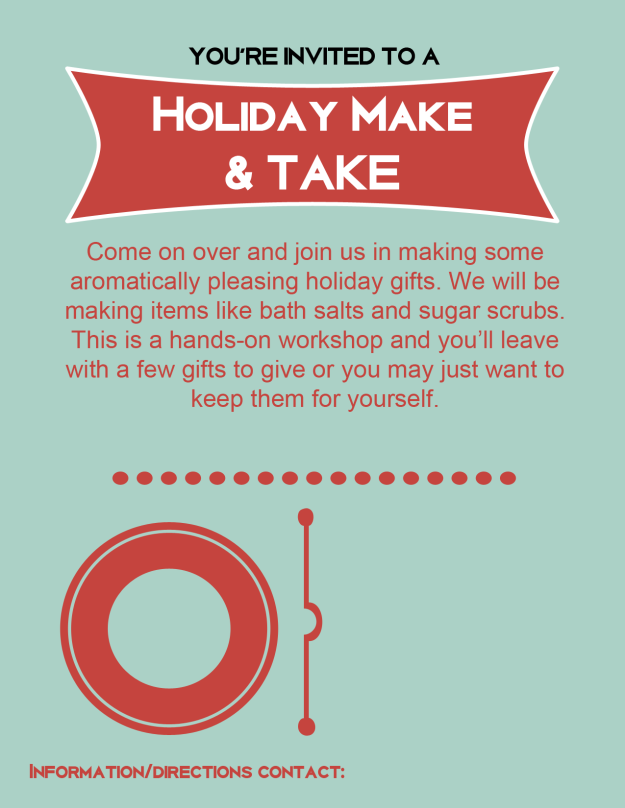 HolidayMakeandTake_Invite