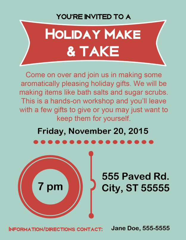 HolidayMakeandTake_Invite_Example