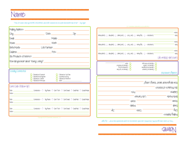 HalfPagePlanner_Pg12_LeadSheets_Preview