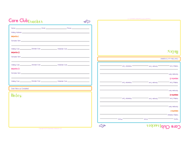 HalfPagePlanner_Pg8_Preview