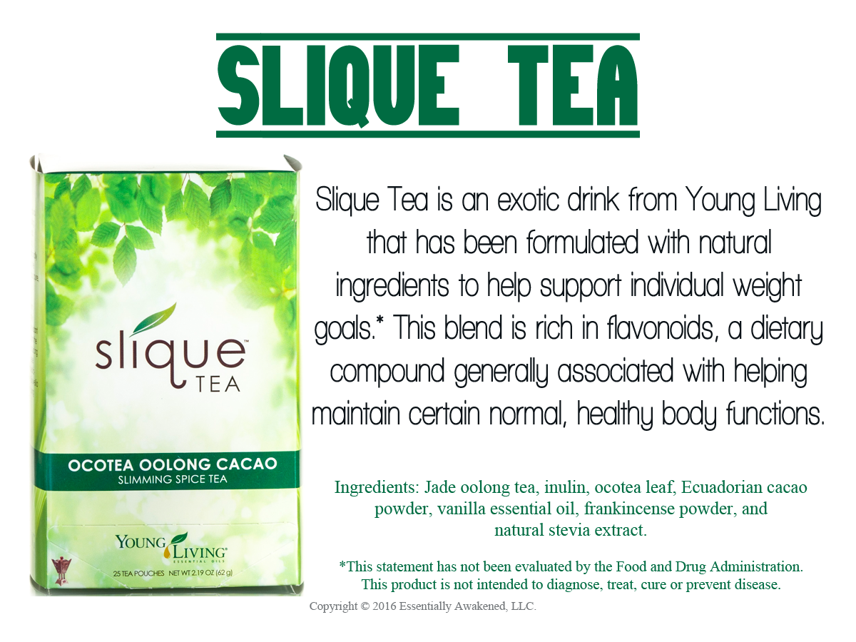 New Card Slique Tea The Oil Posse