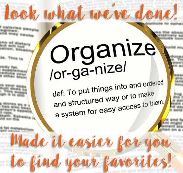 OrganizedHeader