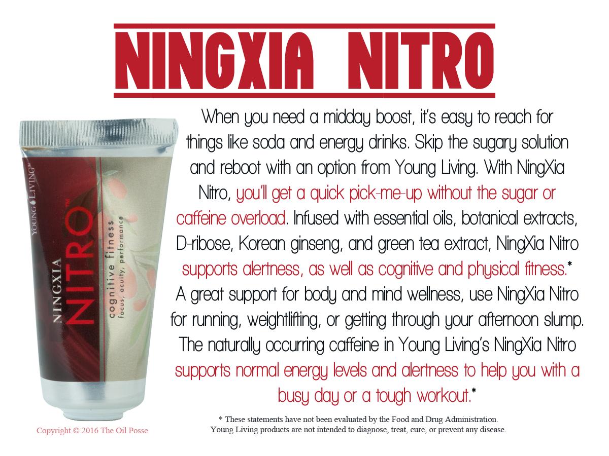 New Card Ningxia Nitro The Oil Posse