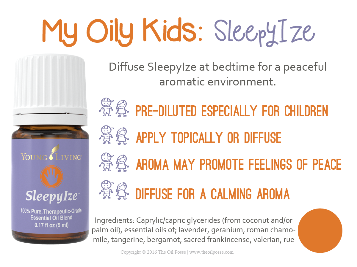 Essential Oil Blends For Baby Sleep