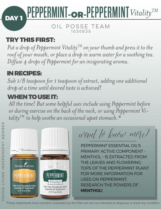 1-Peppermint