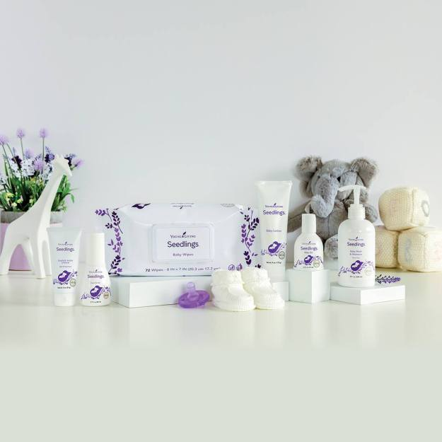 Seedlings Baby Care Collection Young Living