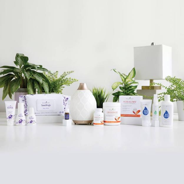 New Young Living Products 2017 Convention