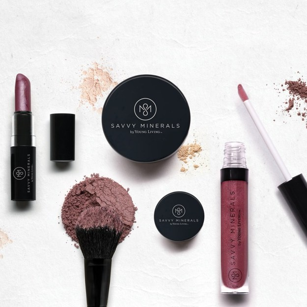 Savvy Minerals by Young Living Healthy Makeup