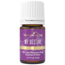 My Destiny Oil 2017 Young Living