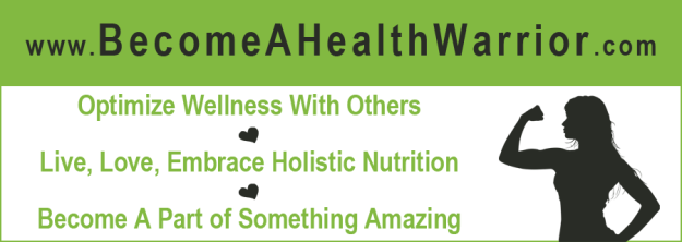 BecomeAHealthWarrior